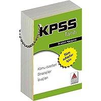 KPSS Tarih Strateji Kartları: Konu Özetleri - Stratejiler - İpuçları