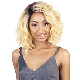 ISIS BROWN SUGAR Human Blended Lace Front Wig – BS206