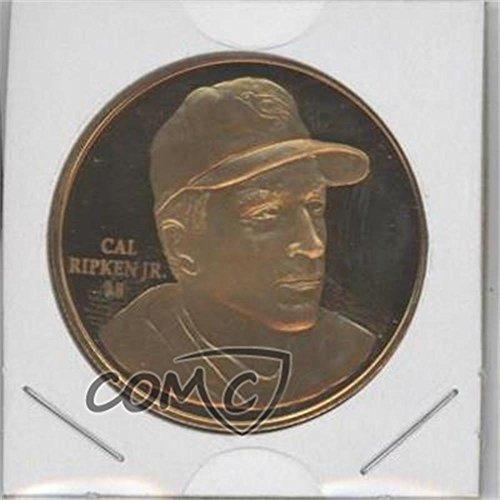 Cal Ripken Jr. (Baseball Card) 1992-98 Highland Mint Coins - [Base] #CARI