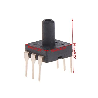 ZChun MPS20N0040D-D - Dinamómetro para Arduino Raspb (0-40kPa DIP-6): Amazon.es: Industria, empresas y ciencia