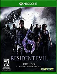 Resident Evil 6 Hd - Xbox One Standard Edition