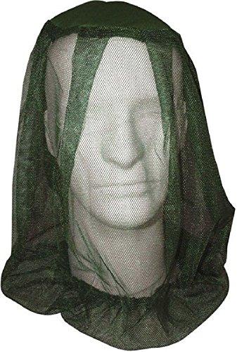 Olive Head Nets Drab (Olive Drab Military Pocket Mosquito Head Net)