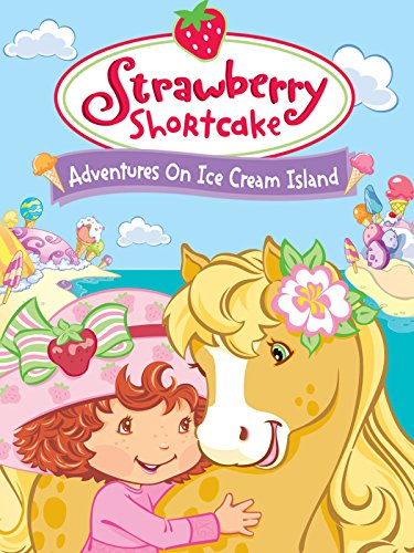 Strawberry Shortcake Adventures on Ice Cream Island