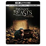 Fantastic Beasts and Where to Find Them 4K Ultra HD Blu-ray Steelbook