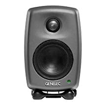 Genelec 8010 Bi-Amplified Monitor System with 3 In Woofer (Each)