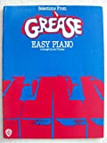 Sheet Music Selections from Grease Easy Piano