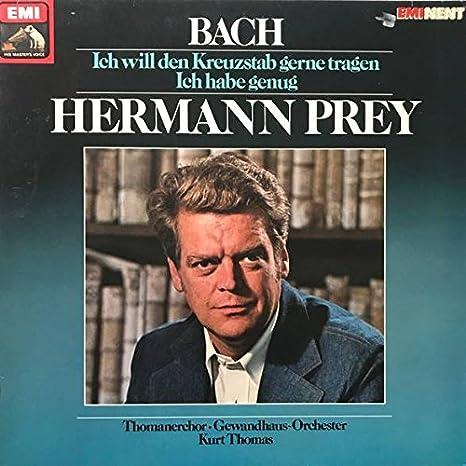 Thomanerchor Gewandhausorchester Leipzig Kurt Thomas Hermann