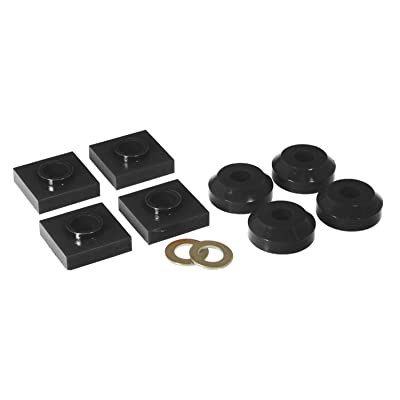 Prothane 6-1601-BL Black Transfer Case Mount Kit: Automotive