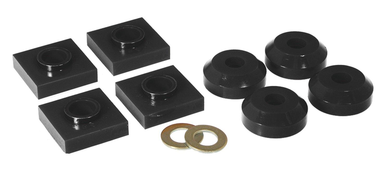 Prothane 6-1601-BL Black Transfer Case Mount Kit by Prothane