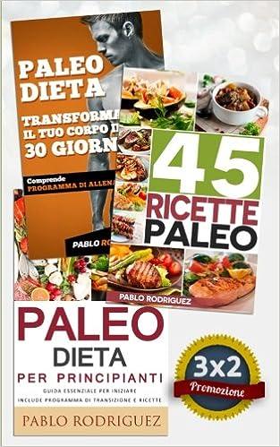 elenco acquisti dieta paleo