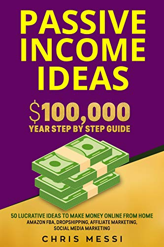 100 Best Passive Income Books of All Time - BookAuthority
