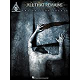 Hal Leonard All That Remains - The Fall Of Ideals Guitar Tab Songbook
