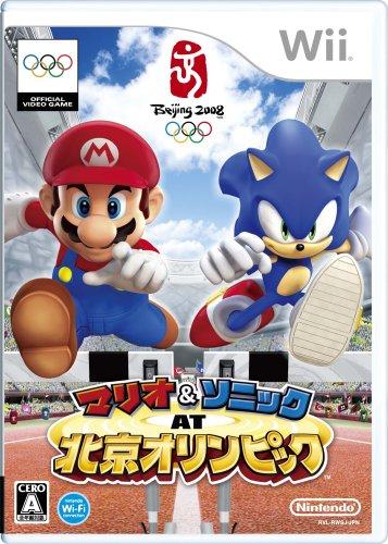 マリオ&ソニック AT 北京オリンピックの商品画像