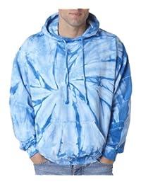 Tie-Dye Adult Pullover Hoodie - 8777