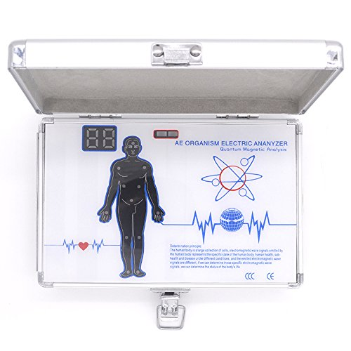 52 Report English & Spanish 4.7.0 Software Quantum Resonance Magnetic Analyzer 6TH Newest Generation