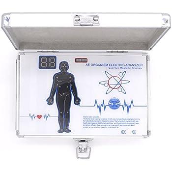 Amazon.com: JIAHAO 4º Quantum Terapia Healthy Body Analyzer ...