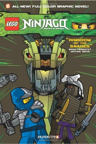 Snake Graphic - LEGO Ninjago #5: Kingdom of the Snakes