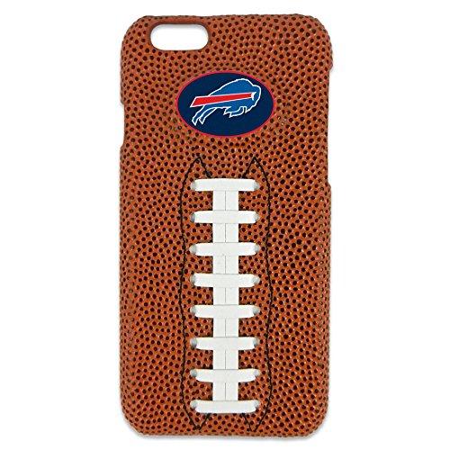 Football Case Display Buffalo (GameWear NFL Buffalo Bills Classic Football iPhone 6 Case, Brown)