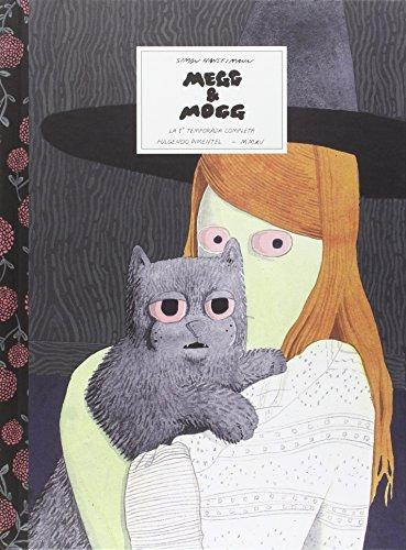 Descargar Libro Megg Mogg Y Buho. La Primera Temporada Completa Simon Hanselmann