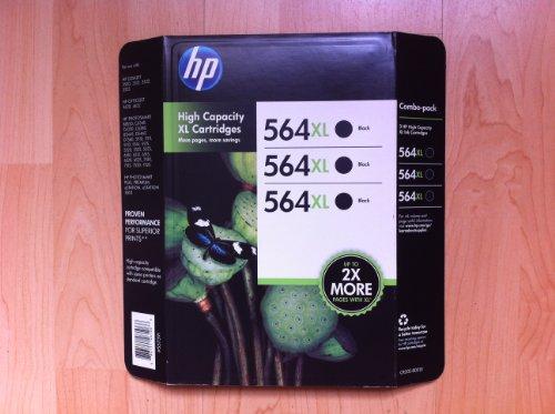 HP 564XL Black Inkjet Cartridge