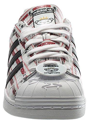 Originele Adidas Originelen Superstar Nigo Bearfoot Sneakers # S75556 (11)