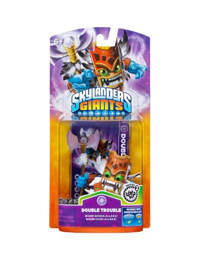 Skylanders Giants: Single Character Pack Core Series 2 Double Trouble