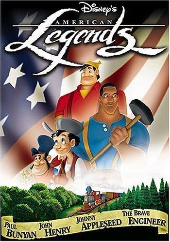 10 Classic Halloween Cartoons (Disney's American Legends)