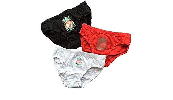 Liverpool FC - Calzoncillo - para niño Liverpool FC Unterhosen 104: Amazon.es: Ropa y accesorios