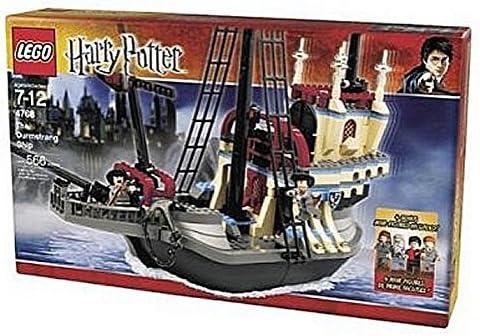 Amazon Com Lego Harry Potter La Durmstrang Buque Con 4 Bonus Mini Figures 4768 566 Piezas Toys Games But durmstrang seemed to be very confusing. lego harry potter la durmstrang buque