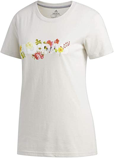 t shirt adidas femme flower
