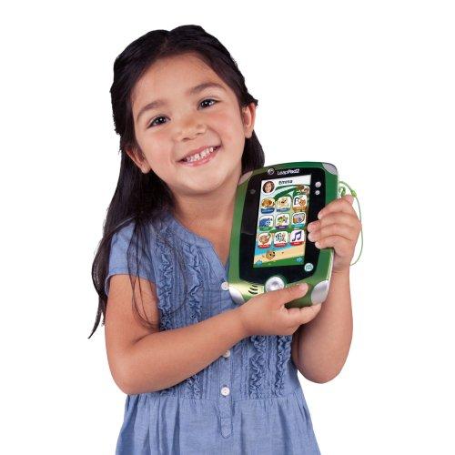 LeapFrog LeapPad2 Explorer Kids' Learning Tablet, Green by LeapFrog (Image #8)