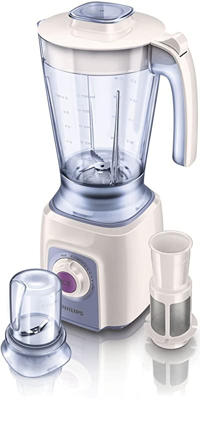 Philips Viva Collection HR2167/41 - Licuadora (2 L, Batidora de ...