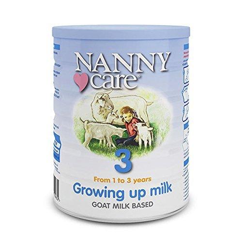 NANNYcare Growing Up Milk x 4