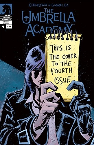 The Umbrella Academy: Dallas #4 (English Edition)