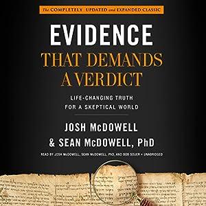 Evidence That Demands a Verdict Audiobook