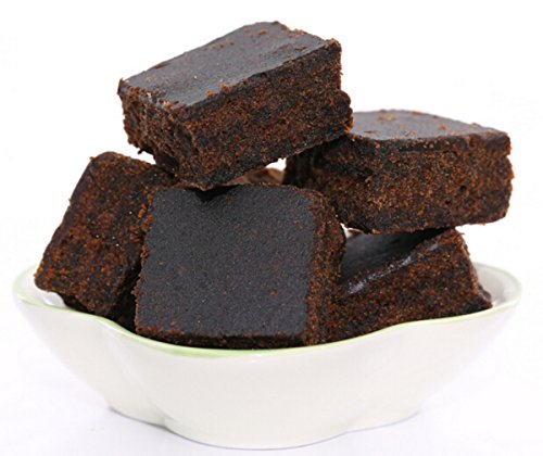 helen ou @Yunnan specialty: handmade dark brown sugar for relieving the pain during menstrual?period (Dark Sugar)