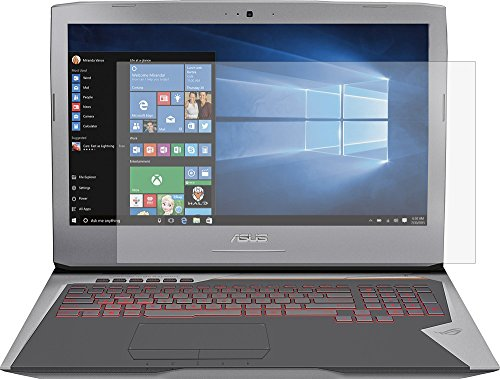 """PcProfessional Screen Protector (Set of 2) for Asus ROG G752VL 17.3"""" Touch Screen Laptop Anti Glare Anti Scratch"""