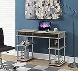 Convenience Concepts 131436IW Student Desk, Soft Sand