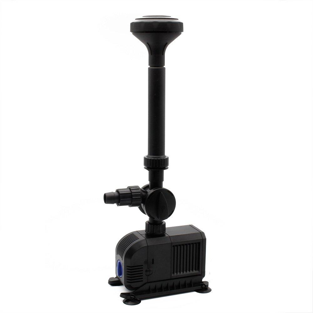 h SPEED Pompa fontana fontana pompa pompa stagno pompa fontana giardino acqua pompa giardino 800 L