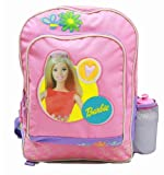 Best Barbie Book Bags - Backpack - Barbie - Large Backpack with Water Review