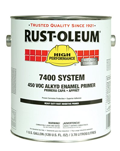 Rust Oleum 1060402 Gray High Performance 7400 System Heav...