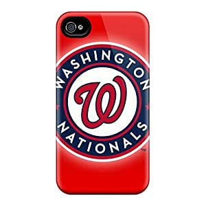 ChristopherWalsh Iphone 6plus High Quality Hard Cell-phone Cases Unique Design Vivid Washington Nationals Pictures [znO750oZyh]