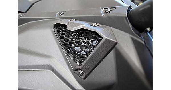 SSV Works X3-F65U Can-Am X3 Front Kick Pod Enclosures