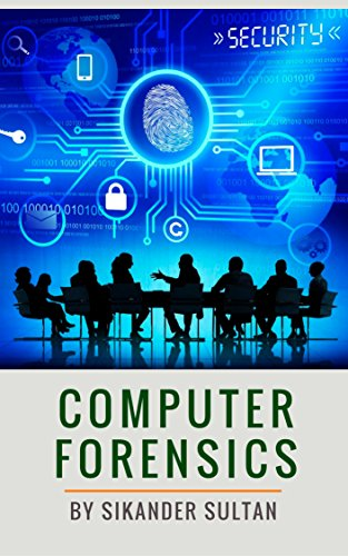 Computer Forensics cover