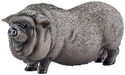 13747 SCHLEICH POT-BELLIED PIG (World of Nature - Farm Life)