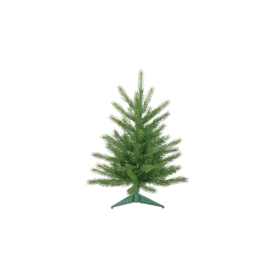 Pack of 2 Tiffany Spruce Artificial Christmas Trees 2   Unlit