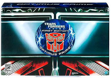 Transformers Prime SDCC 2011 San DIego ComicCon Exclusive Action FIgure Optimus Prime
