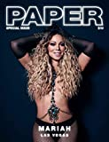 Paper Magazine Mariah Carey Cover, Special Las Vegas Issue, Fall 2017
