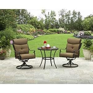 Better homes and gardens bailey ridge 3 piece - Better homes and gardens bistro set ...