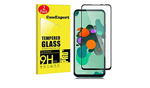 UNEXTATI 9H Tempered Shatterproof Glass Screen Protector Compatible with Huawei Mate 30 Lite 1 Pack Screen Protector for Mate 30 Lite